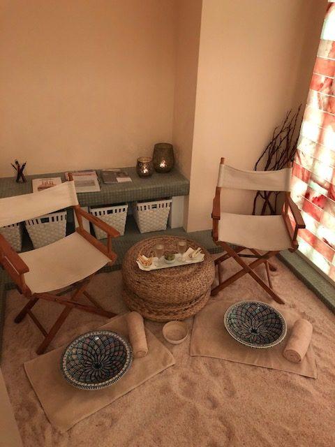 Salt Room at Relax Firenze