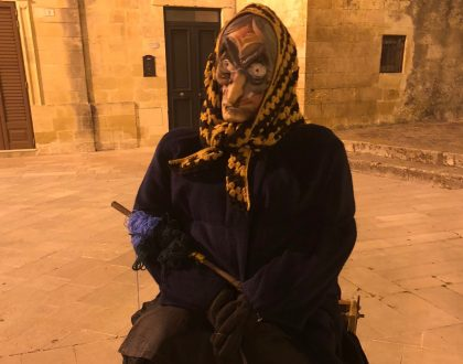 Witch Lady of Melpignano