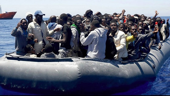 AFRICAN MIGRATION: A HOT TOPIC IN ITALY
