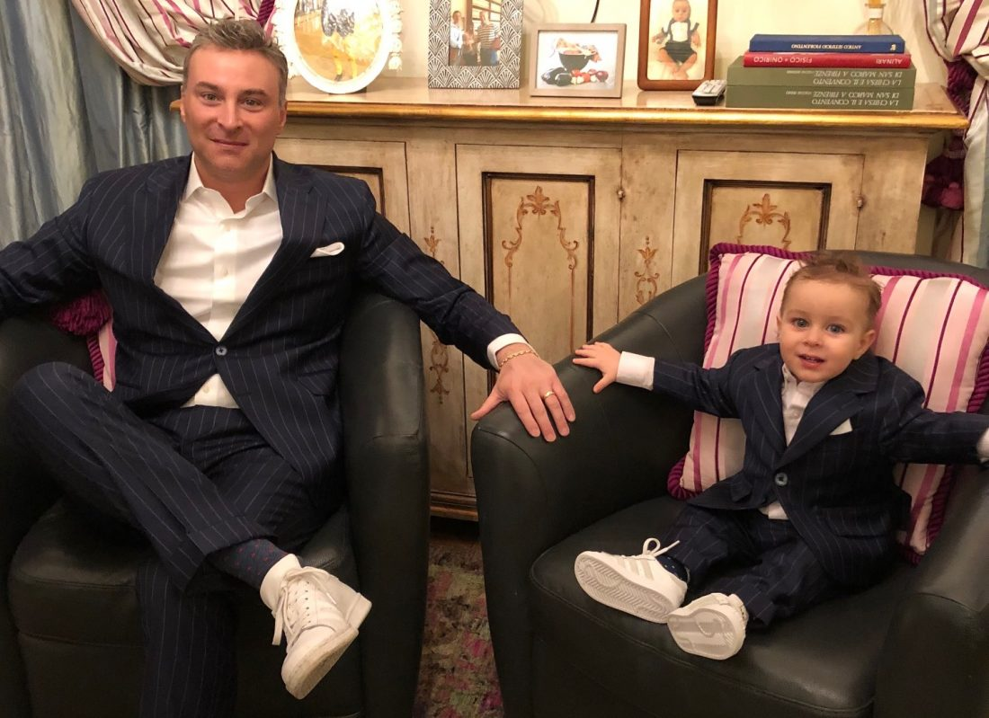 Anthony and Leo