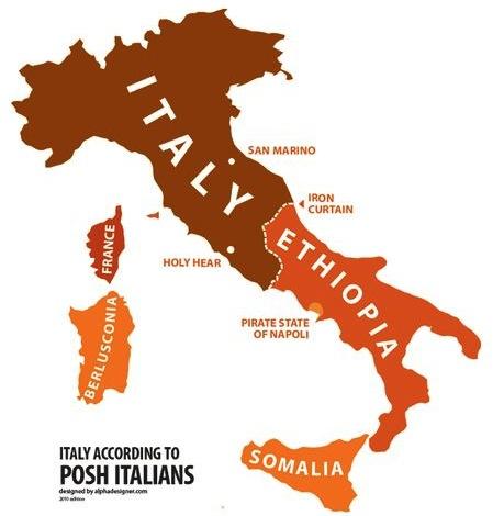 Italy Atlas of Prejudice