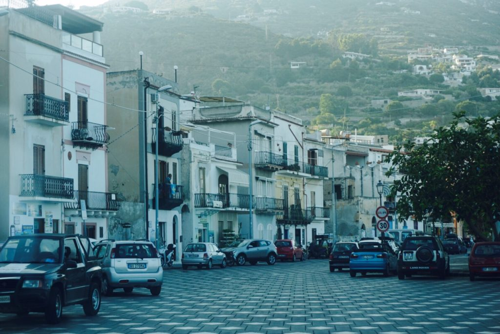 Lipari Downtown