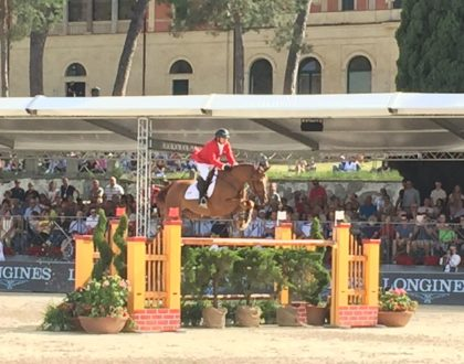 Rome Horse Show 2016
