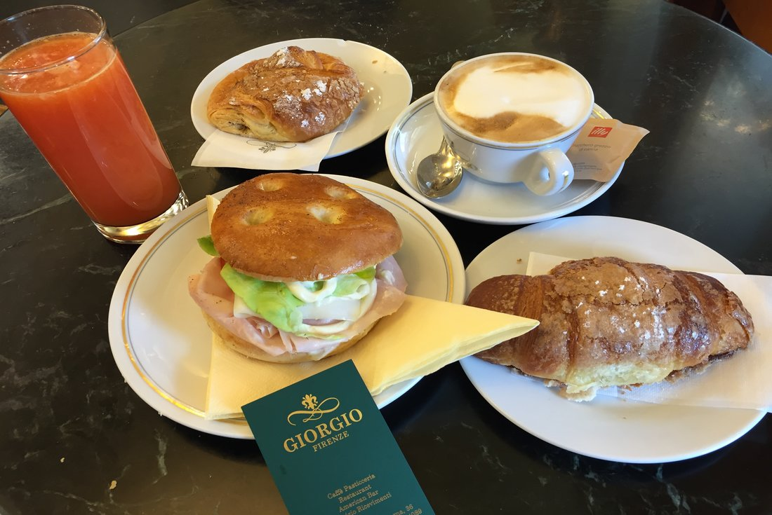 Florence's Best Pastry Shop